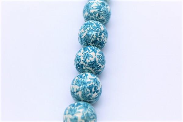 Handmade Paper Beads round
